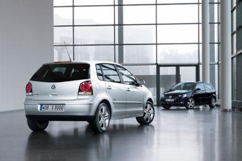 VW Polo Edition Silver/Black