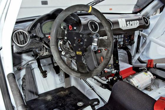 Porsche Cayman RS Cockpit