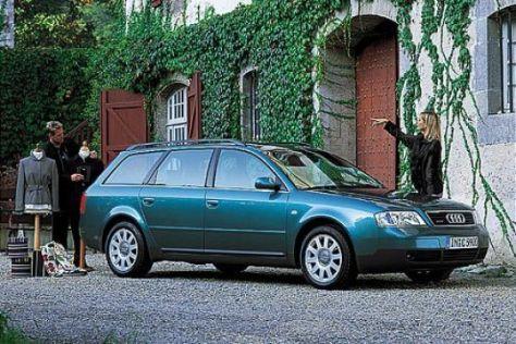 audi a6 quattro (1997-2005) - autobild.de