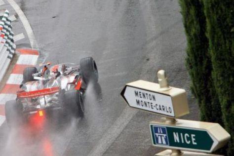 Regen in Monte Carlo