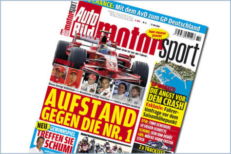 AUTO BILD MOTORSPORT 11/2008