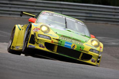 Manthey-Porsche GT3 RSR, Sieger 24h Nürburgring 2008