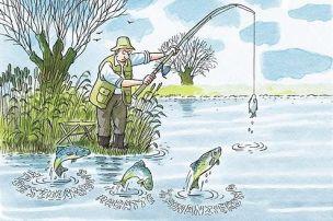 Tips für Schnäppchen-Angler