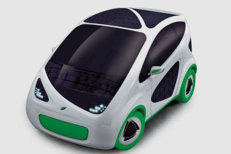 Elektrostudie Fiat Phylla