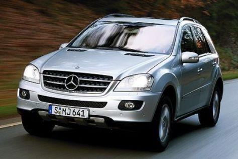 Mercedes-Benz M320 CDI