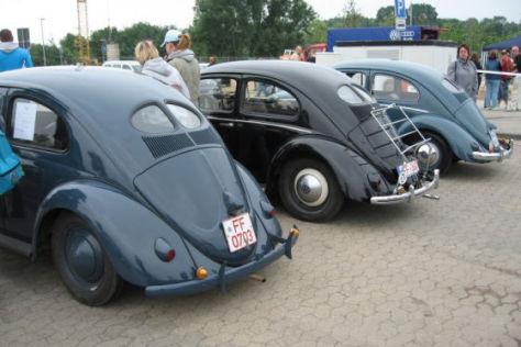 Internationales Käfertreffen in Wolfsburg