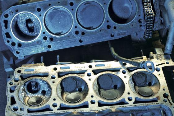 Motorschaden M 102