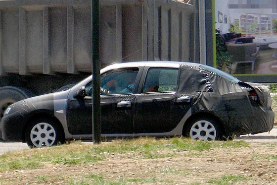 Dacia Mittelklasse-Limousine
