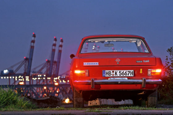 Opel Kadett 1200 S