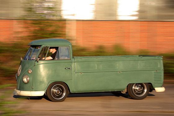 VW T1 Pritsche
