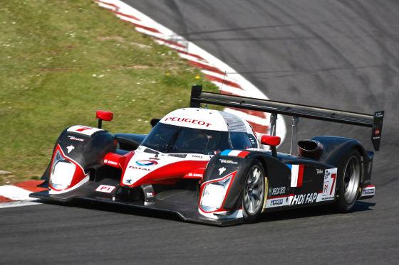Le Mans 2008, Peugeot 908 HDI