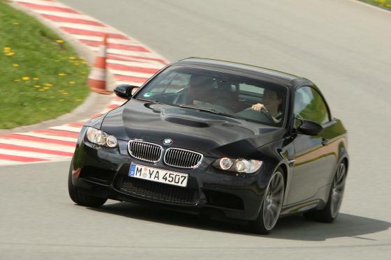 BMW M3 Cabrio DKG