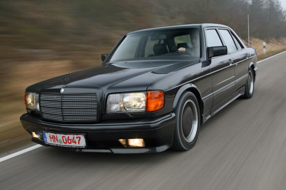 Mercedes-Benz AMG 560 SEL 6.0