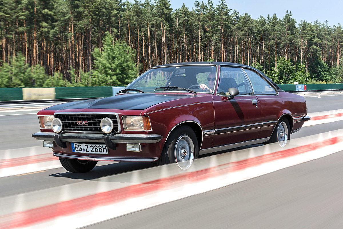 Opel Commodore B GS/E 2800