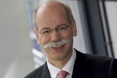 Daimler-Vorstand Dieter Zetsche