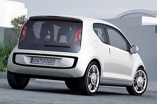 "Erst kommt der Dreitürer: 2010 startet der VW ""up!"""
