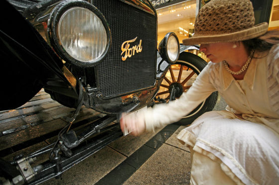100 Jahre Ford T