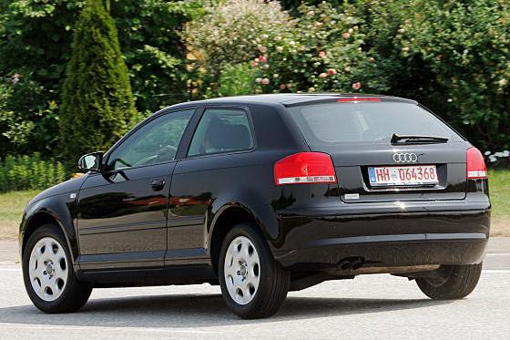 Gebrauchtwagen Audi A3 Attraction 1.9 TDI