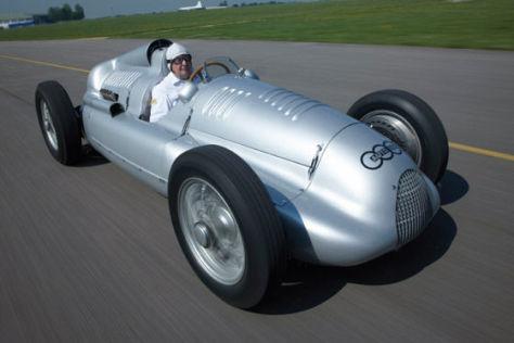 Audi Silberpfeil Replika