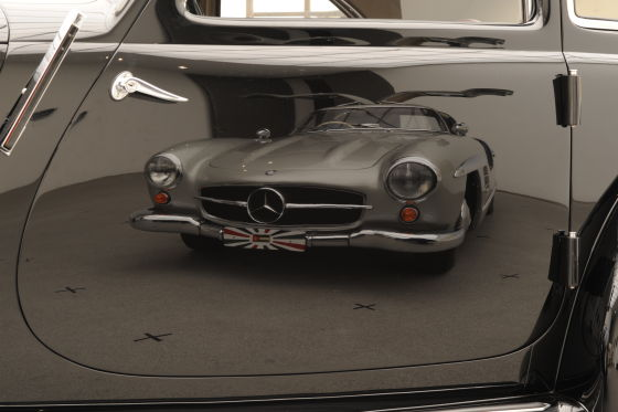 Mercedes-Ausstellung