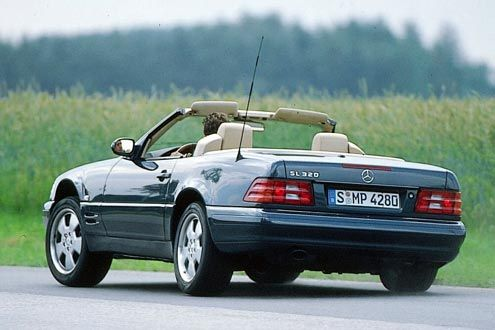 Mercedes-Benz SL R 129