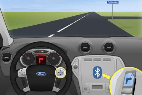 Mobile Integration von Ford