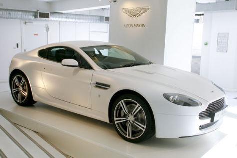 Aston Martin V8 Vantage Kilgour