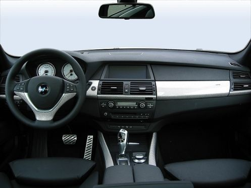 Hartge BMW X5 Cockpit