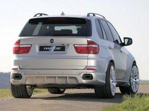 Hartge BMW X5 Heck