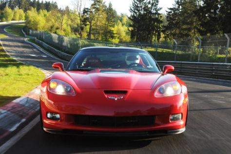 Corvette ZR1 Nürburgring