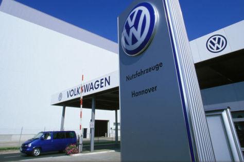 VW stoppt Pick-up-Pläne