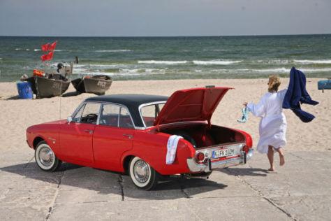 Ford Taunus 17m P3 Badewanne Baderstrasse Autobild De
