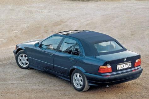 Bmw Baur Topcabriolet Tc4 Baurs Letzte Offenbarung Autobildde