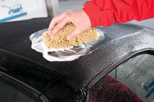 Cabrioverdeck reinigen: Tipps