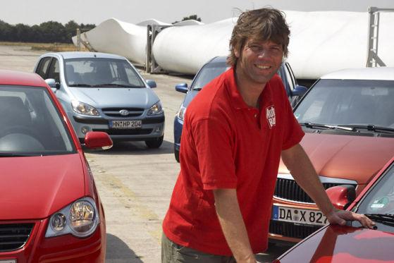 AUTO BILD-Redakteur Joachim Staat