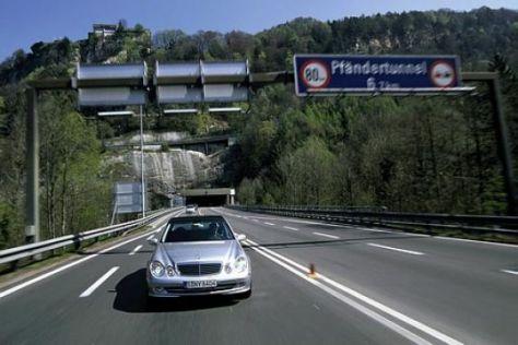 Österreich gibt ab 1. September für den 23 Kilometer langen Abschnitt der A14 zwischen Bundesgrenze und Hohenems eine Korridorvignette heraus.