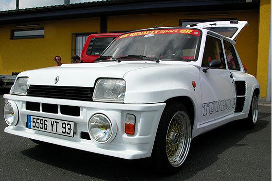 Renault Kreuztage 2008
