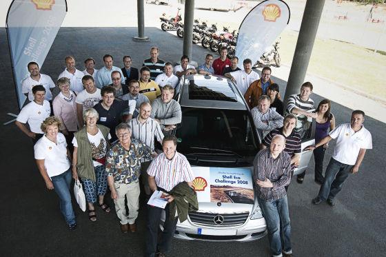 Shell Eco Challenge 2008
