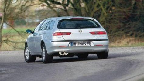 alfa romeo 156 - autobild.de