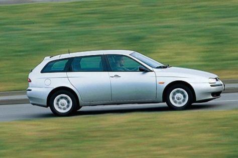 alfa romeo sportwagon (ab 2000) - autobild.de