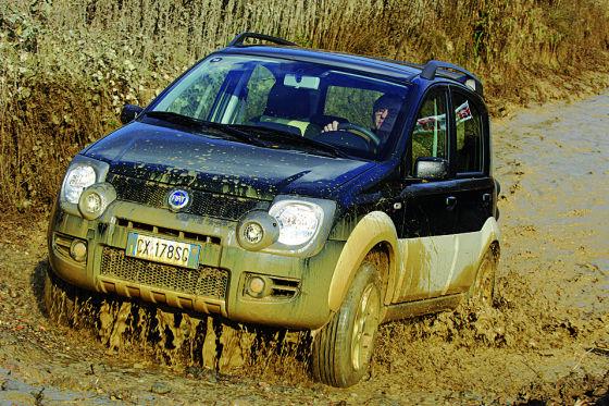 Fiat Panda Cross 1.3 JTD