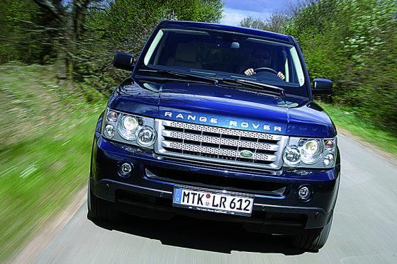 Range Rover Sport 3.6 TDV8