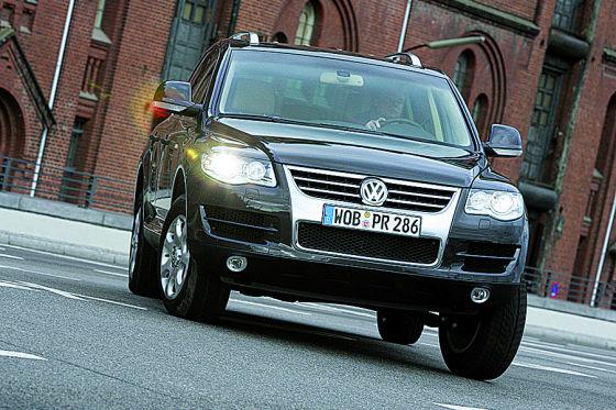 VW Touareg V6 3.6 FSI