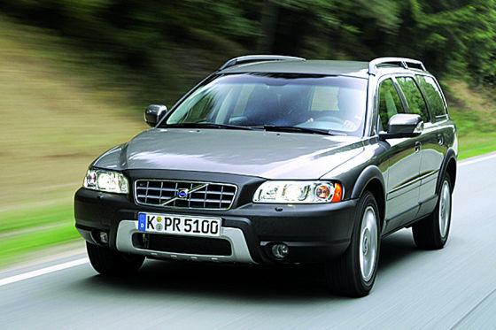 Volvo XC 70 2.4 D5