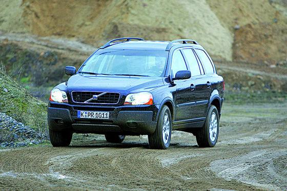 Volvo XC 90 2.4 D5