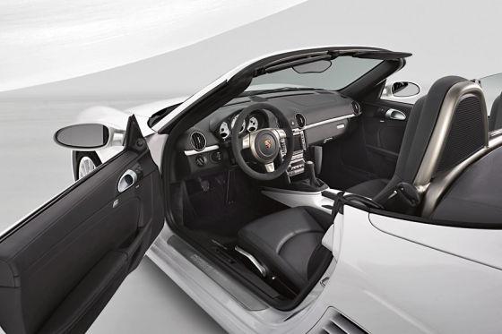 Porsche Boxter S Design Edition