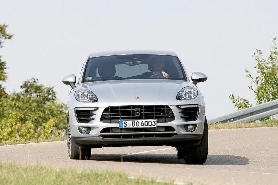 Porsche Macan nicht mehr als Diesel