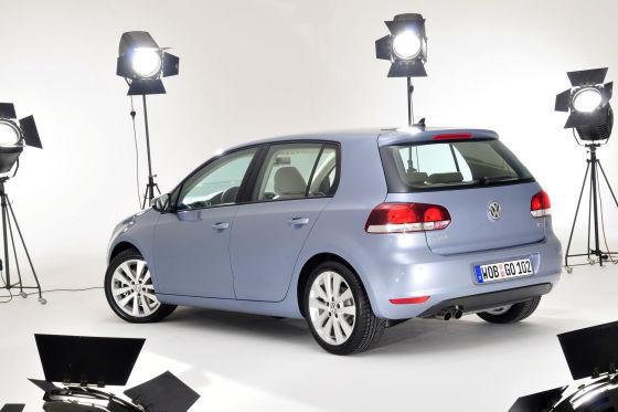 golf vi der deutschen liebstes auto im neuen design. Black Bedroom Furniture Sets. Home Design Ideas