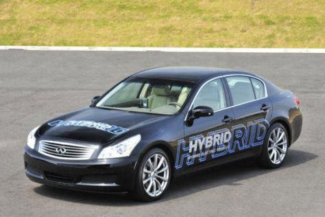 Nissan Hybrid Prototyp