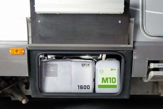Brennstoffzelle EFOY 1600
